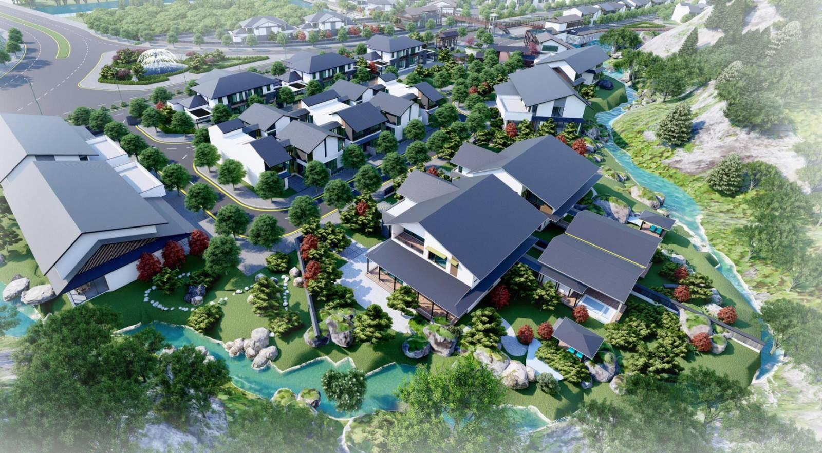 biet thu nghi duong sun onsen quang hanh villas