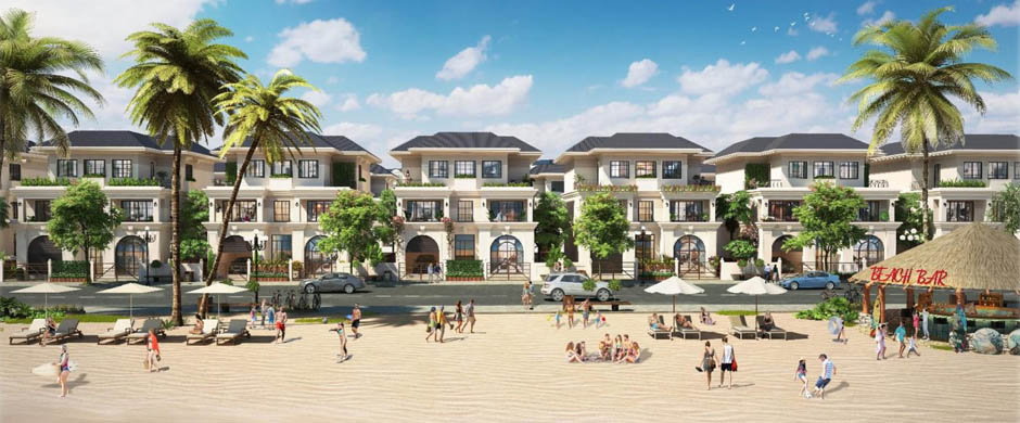 Dự án biệt thự sun onsen villas quang hanh, quảng ninh